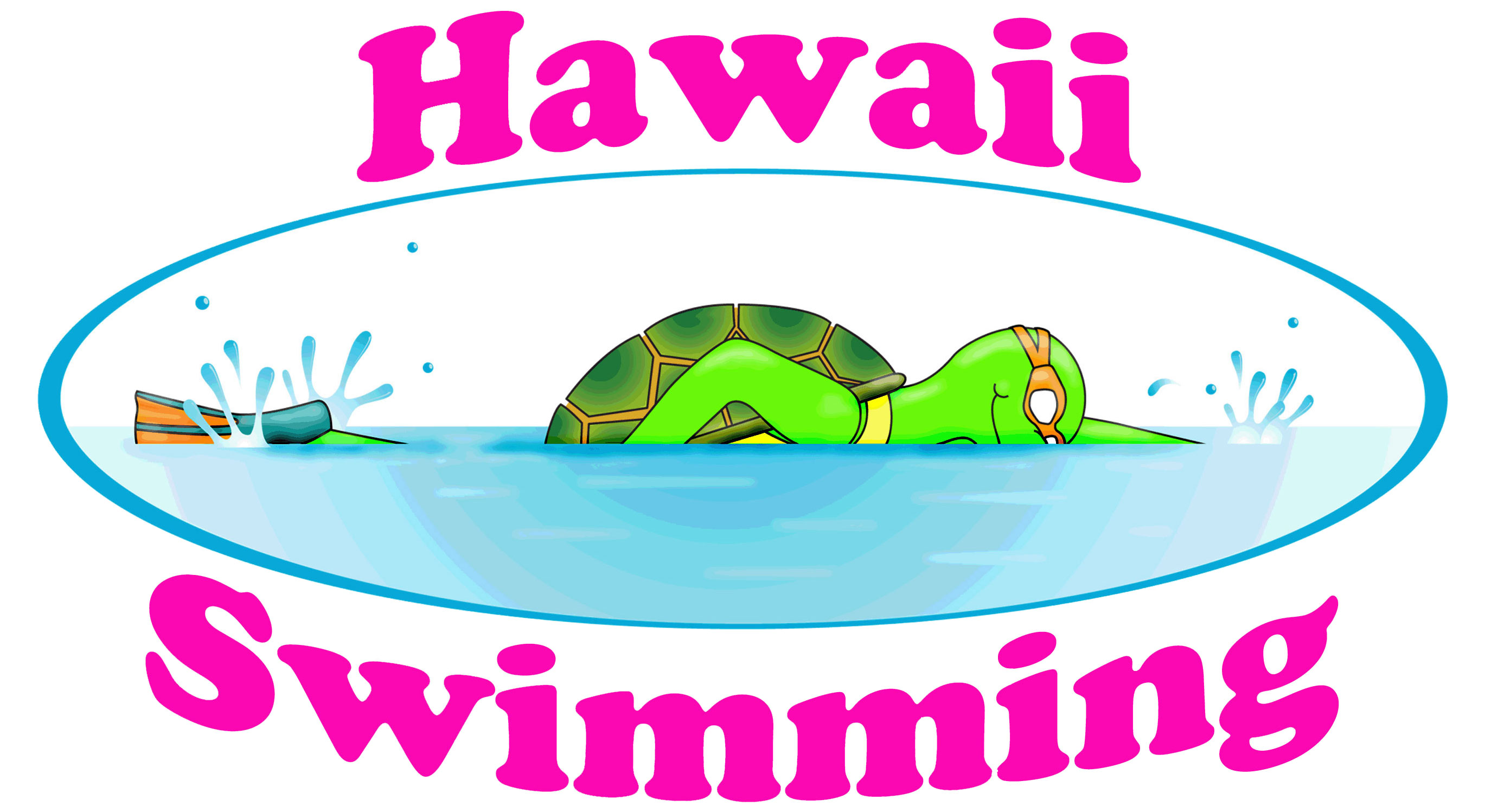 Hawaii Swimming